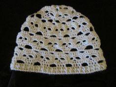 Sombrero de cráneo Slouchy o gorro tamaño por TripleHCrafters