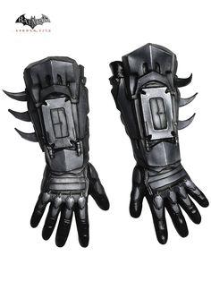 Men's Arkham Batman Deluxe Gloves Costume | Wholesale Batman Costumes for Kids And Adults