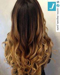 Amber Shades _ Degradé Joelle #cdj #degradejoelle #tagliopuntearia #degradé #igers #musthave #hair #hairstyle #haircolour #longhair #oodt #hairfashion #madeinitaly #workhairstudiovittorio&tiziana #roma #eur