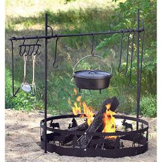 guide gear campfire set by mary_ellen_johnson, via Flickr