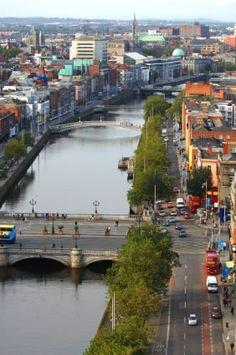 Dublin - Ireland  Want to do an internship in Dublin?   Envie de faire un stage à Dublin ? www.internshipmakers.com