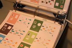 Show Me Scrapping Blog: Cricut Organization: Handbook Binder