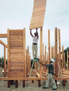 Emergency Housing in Iwaki, Kunihiro Ando + Satoyama Architecture Laboratory  detail 10 2013 - temporary structures