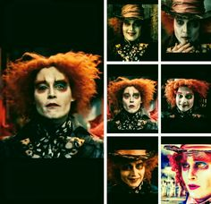 The many faces of Hatter
