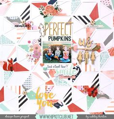 Team member @ashleyhorton75 is sharing this beautiful page on our @hipkitclub blog. She used our #october2015 kits included @pebblesinc Jen Hadfield DIY Home collection @pinkpaislee Cedar Lane @simplestories_ @heidiswapp #scrapbooklayout #hipkits #hipkitclub @shop.evalicious