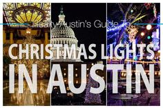 Where to see the best Christmas lights in Austin