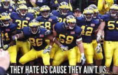 44 Best The University Of Michigan Players And Coaches Images