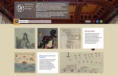 BNEscolar, colección de recursos digitales procedentes de la Biblioteca Digital Hispánica, de interés para la comunidad educativa.