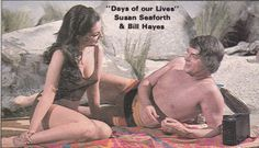"""""""Doug and Julie"""" Days of Our Lives"""