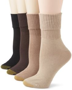 Gold Toe Women's 6 Pack Turn Cuff,Khaki/Black/Camel,9-11 Gold Toe. $15.00. Korea/China. Fits shoe size: 6-9. 60% Combed Cotton/35% Polyester/4% Spandex/1% Nylon. For best results launder inside out.  machine wash warm with like colors. only non chlorine bleach when needed. tumble dry low.. Reinforced toe. Machine Wash. 73% Combed Cotton, 24% Polyester, 3% Spandex.