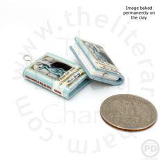 TESS OF THE d'URBERVILLES Book Bead Stitch Marker