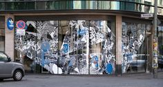 KLUB7 is a collective of fine artists, based in Berlin and Halle. They have developed their early artistic footprints in the form of large-scale murals and site-specific performances in the public space, during their studies at different art universities in Berlin and Halle and gained a lot of experience by doing a big variety of art projects as a collective. Klub7 work graphically, pictorial, abstract and figurative simultaneously at the interface of fine and applied arts. They have shown…