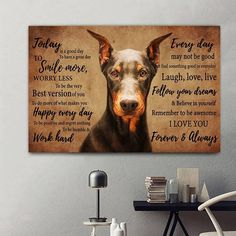 All About The Fearless Doberman Grooming Blue Doberman, Doberman Love, Doberman Shepherd, Group Of Dogs, Dog Rules, Doberman Pinscher, Service Dogs, Animal Quotes, Dog Treats