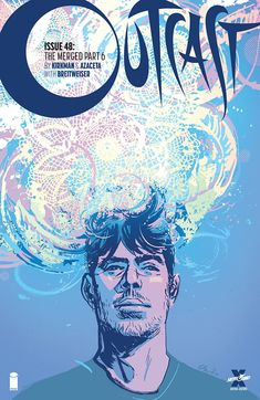 """""""This is a solid closer to the series, wrapping up everything with a great ending."""" James reviews Outcast #48 from Image Comics & Skybound Entertainment."""