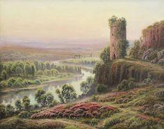 Landscape (Gaston Vincent Anglade - )