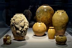 https://flic.kr/p/bFKbWZ | The Tang Shipwreck #6 | Salvage gold and ceramic from 9th century China exhibit at the Asian Civilisation Museum.