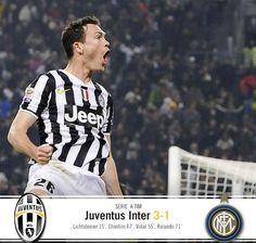 Juve-inter 3-1