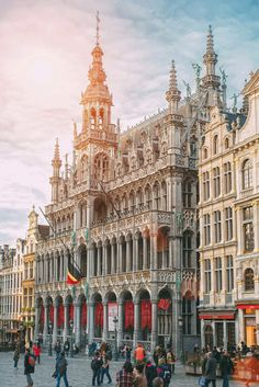 Weekend Travel Plan: 11 Things To Do In Brussels The Places Youll Go, Places To See, Travel Around The World, Around The Worlds, Belgium Germany, Belgium Europe, Ardennes, Monteverde, Beautiful Castles