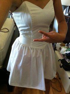 Cosplay Tutorial - She-Ra Dress