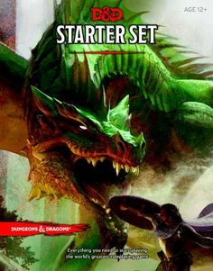 Dungeons & Dragons Starter Box - Roll for initiative... - £14.99