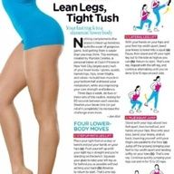 Body... Toned legs