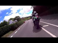 Action Cam by Sony: Isle of Man TT 2013
