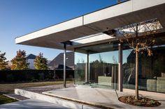 Villa Benc Astene by CAAN Architecten