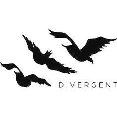 Tris tattoo template