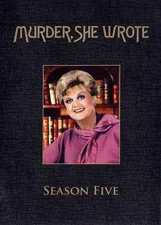 MURDER SHE WROTE:SEASON FIVE