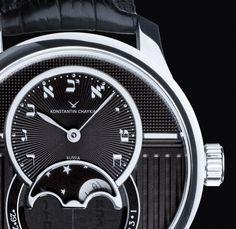 The Judaica Luxury Watch By Russian Konstantin Chaykin