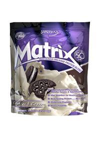 Matrix 5.0 Cookies & Cream by Syntrax #vitaminshoppecontest