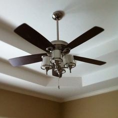 Simple Decorative Ceiling Fans For The Bedrooms- Einfache Dekorative Decken V. Kids Ceiling Fans, Ceiling Fan Motor, Ceiling Fans Without Lights, Living Room Ceiling Fan, Shop Ceiling Fans, Best Ceiling Fans, Ceiling Fan With Remote, Nautical Ceiling Fan, Decorative Ceiling Fans