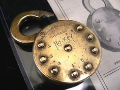 RestraintsBlog: American Keyless Lock Company Chicago NO-KEY ...