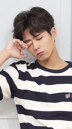 박보검 TNGT X 노앙 콜라보레이션 화보 비하인드 컷 170414
