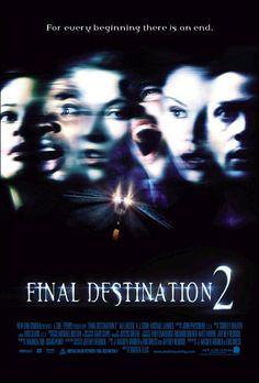 Destino final 2 (2003). 7 - Entretenida