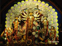 #Durgapuja #2012 #Kolkata #India #nabami