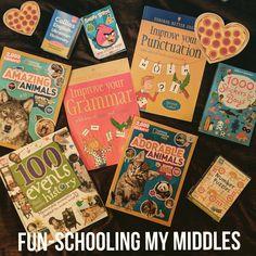 School Fun, My Children, Language Arts, Journals, Baskets, Homeschool, Core, Cute Animals, Future