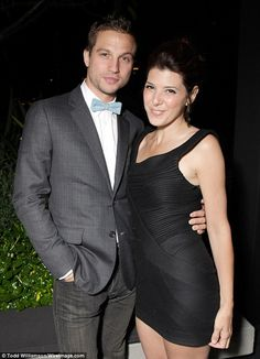 Marisa Tomei, to walk down the aisle for the first time with toyboy beau Logan Marshall Green, 36 Marisa Tomei Hot, Marissa Tomei, Logan Marshall Green, Reasons To Get Married, Celebrity List, Ann Margret, Famous Couples, Beautiful Gorgeous, Beautiful Celebrities