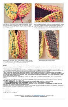 Everyone needs them, everyone wants them: A pair of homemade, handmade ugly slippers. Thank you to Sonya Blackstone Designs for anot Crochet Socks Tutorial, Easy Crochet Slippers, Crochet Slipper Pattern, Crochet Shoes, Crochet Patterns, Crochet Ideas, Crochet Designs, Crochet Clothes, Stitch Patterns