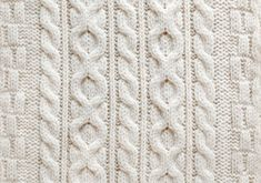 Knit texture of light natural wool knitted fabric with cable. Knit Texture Of Light Natural Wool Knitted Fabric With Cable . Always wanted to learn how to knit, however unclear whe. Crochet Patterns For Beginners, Knitting Patterns Free, Knit Patterns, Stitch Patterns, Fabric Patterns, Knitting Blogs, Knitting Stitches, Fabric Textures, Textures Patterns