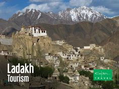 Fall in love with overwhelming natural beauty. Go for Ladakh Tourism.
