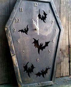 Coffin Clock
