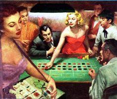 George Erickson - Crime, Gambling,
