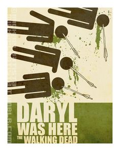 Daryl was here.
