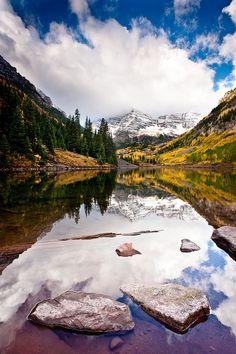 Colorado, beautiful.