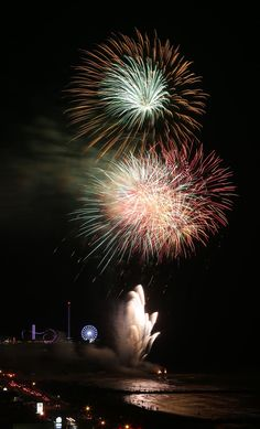 galveston 4th of july fireworks 2012