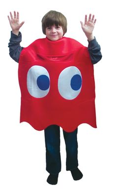 Pac-Man Blinky Dlx Toddler Costume Child