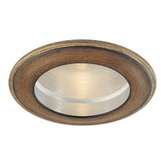 Decorative Recessed Lighting Trim | ... Lavery 2716 Transitional Four Inch Decorative Recessed Trim, Belcaro