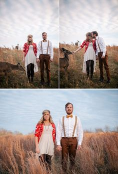 Such a fun #winter elopement photos! From http://loveandlavender.com/2012/12/haley-and-blakes-elopement/  Photo Credit: http://aubreyreneephotography.com and /http://firmanchor.com/