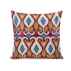 Capa para almofada Hippie pattern 45x45 - PRINCE ST
